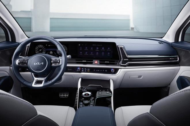 Kia Sportage thế hệ mới lộ diện, sẵn sàng cho cuộc chiến mới với Mazda CX-5 - 8