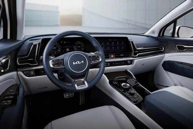 Kia Sportage thế hệ mới lộ diện, sẵn sàng cho cuộc chiến mới với Mazda CX-5 - 6