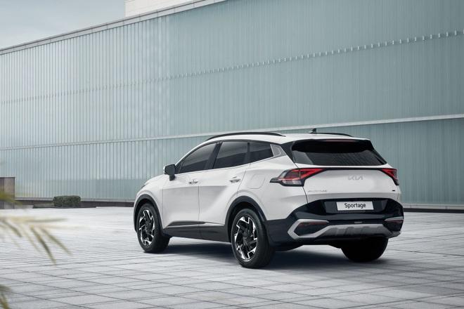 Kia Sportage thế hệ mới lộ diện, sẵn sàng cho cuộc chiến mới với Mazda CX-5 - 5