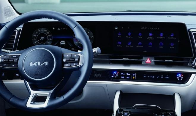 Kia Sportage thế hệ mới lộ diện, sẵn sàng cho cuộc chiến mới với Mazda CX-5 - 9