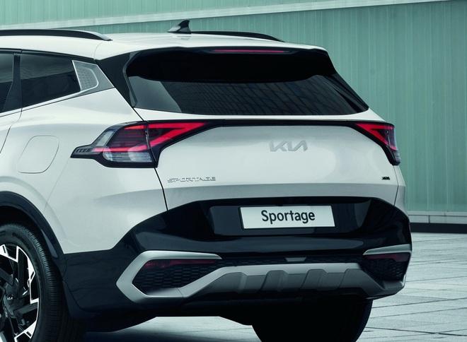 Kia Sportage thế hệ mới lộ diện, sẵn sàng cho cuộc chiến mới với Mazda CX-5 - 4