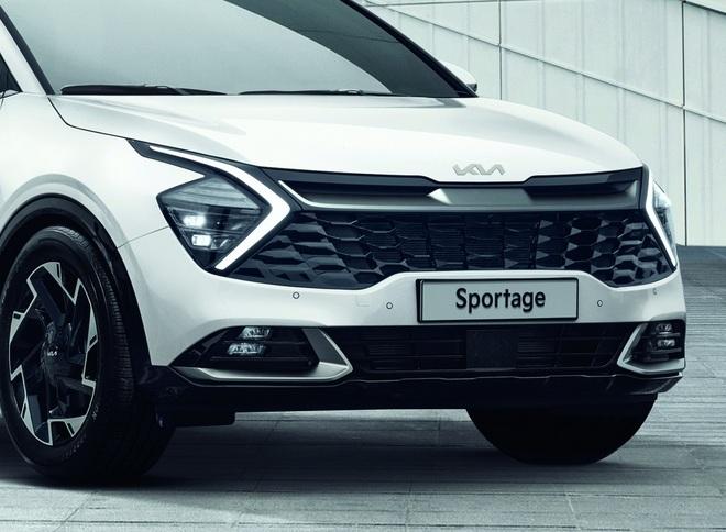 Kia Sportage thế hệ mới lộ diện, sẵn sàng cho cuộc chiến mới với Mazda CX-5 - 2