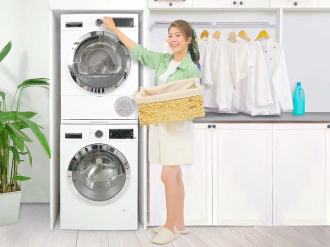 Bộ đôi máy giặt sấy Bosch Home - nâng tầm phong cách sống cho khách hàng Việt - 4