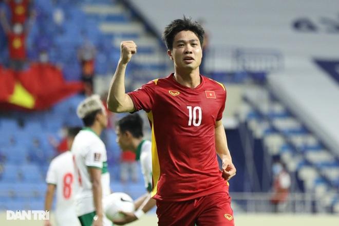 Việt Nam 4-0 Indonesia: Duyên ngầm của Công Phượng - 2