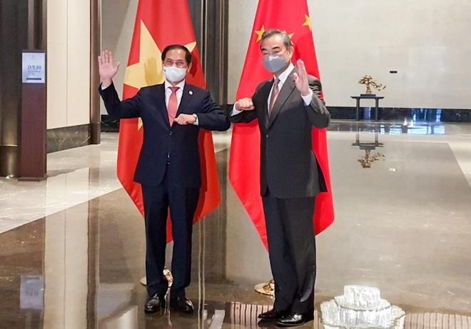 Đề nghị Trung Quốc thực hiện nghiêm nhận thức chung cấp cao về Biển Đông - 1