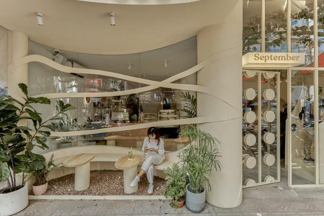 Quán cà phê như tổ chim khổng lồ, có mặt tiền biết chuyển động ở Sài Gòn - 11