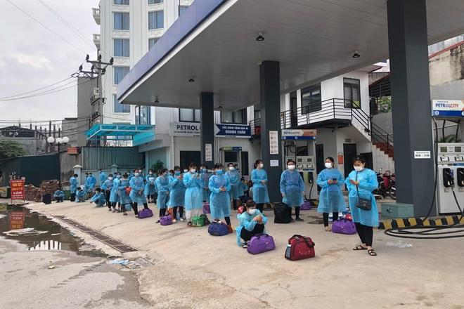 Bắc Giang chuẩn bị bàn giao hơn 1.000 công nhân cho Lạng Sơn - 1