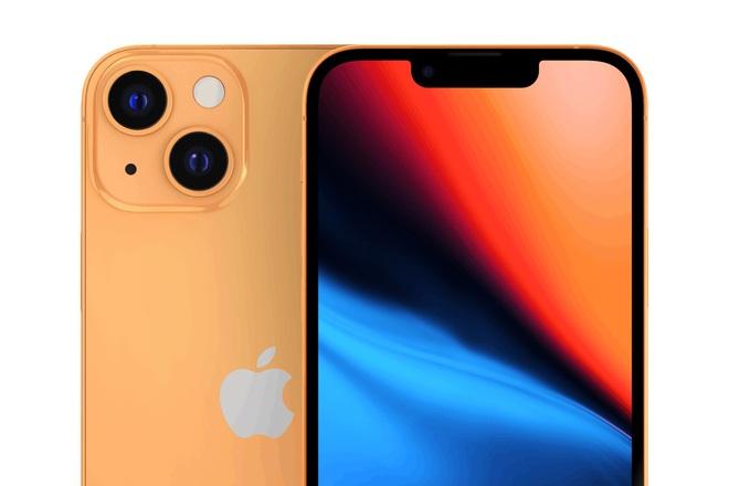 iPhone 13 sẽ có màu cam đồng? - 3
