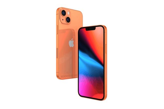 iPhone 13 sẽ có màu cam đồng? - 1