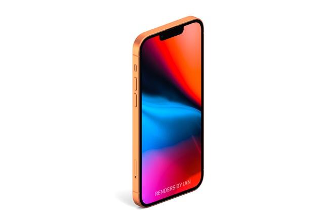 iPhone 13 sẽ có màu cam đồng? - 5