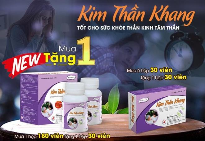 Kim Thần Khang - giải pháp thảo dược cho người rối loạn lo âu - 4