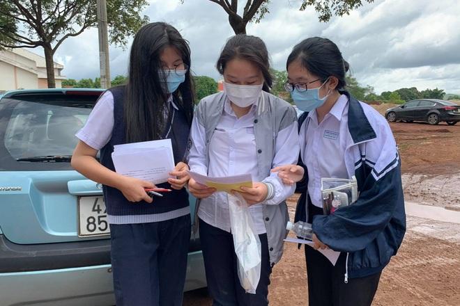 Sức mạnh ý chí của con người vào đề thi Văn lớp 10 tại Đắk Lắk - 2