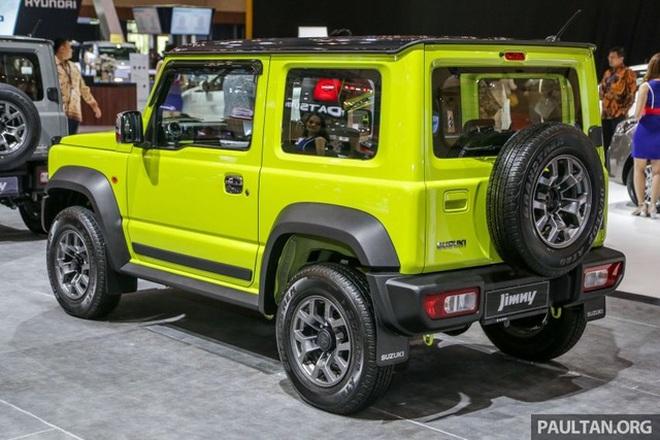 Suzuki Jimny sẽ được phân phối chính hãng tại Việt Nam trong năm nay - 2