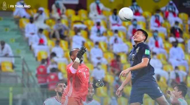 Đội tuyển Việt Nam và UAE đua song mã, Thái Lan đón nhận bi kịch - 2