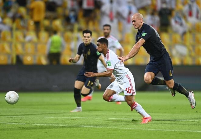 Điểm yếu của UAE mà đội tuyển Việt Nam có thể khai thác - 2