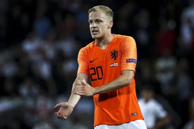 Ngôi sao Man Utd bất ngờ bị loại khỏi đội tuyển Hà Lan - 1