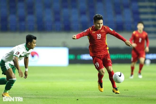 Qatar giúp đội tuyển Việt Nam thêm cơ hội đi tiếp ở vòng loại World Cup - 2