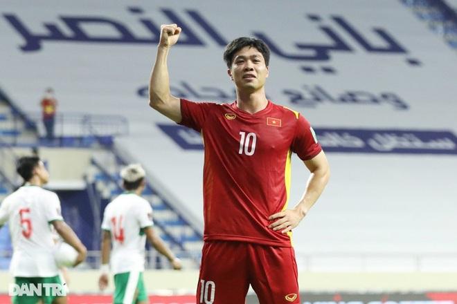 Việt Nam 4-0 Indonesia: Duyên ngầm của Công Phượng - 5