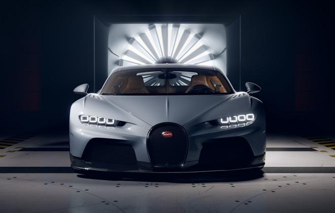 Bugatti trình làng siêu xe Chiron Super Sport mới, giá gần 4 triệu USD - 6