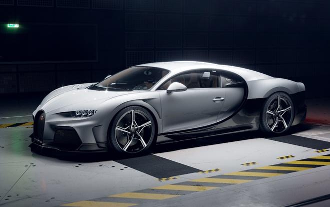 Bugatti trình làng siêu xe Chiron Super Sport mới, giá gần 4 triệu USD - 2
