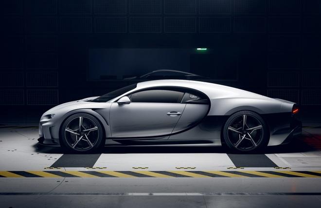 Bugatti trình làng siêu xe Chiron Super Sport mới, giá gần 4 triệu USD - 8