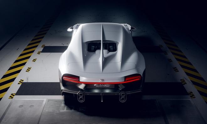 Bugatti trình làng siêu xe Chiron Super Sport mới, giá gần 4 triệu USD - 10