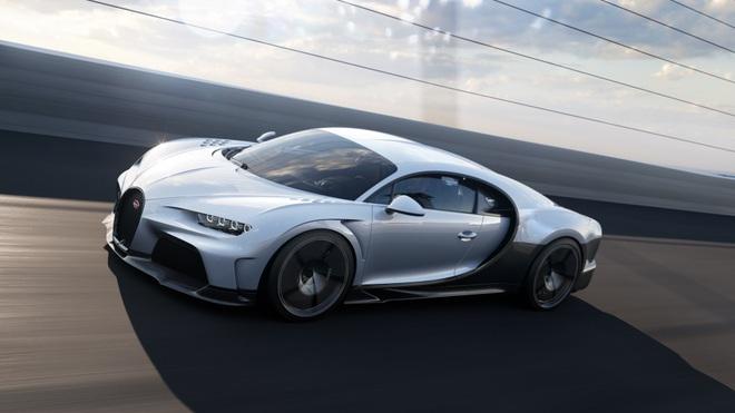 Bugatti trình làng siêu xe Chiron Super Sport mới, giá gần 4 triệu USD - 1