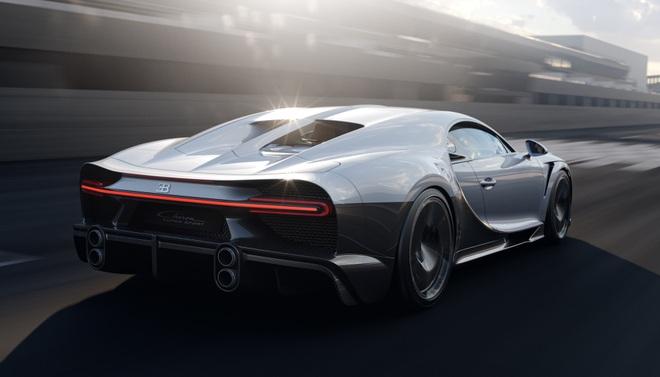 Bugatti trình làng siêu xe Chiron Super Sport mới, giá gần 4 triệu USD - 12