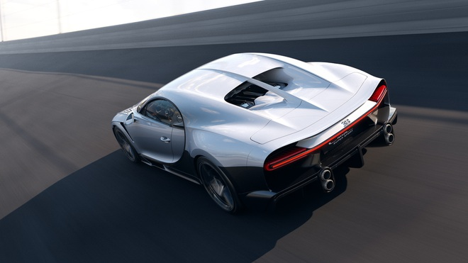Bugatti trình làng siêu xe Chiron Super Sport mới, giá gần 4 triệu USD - 5