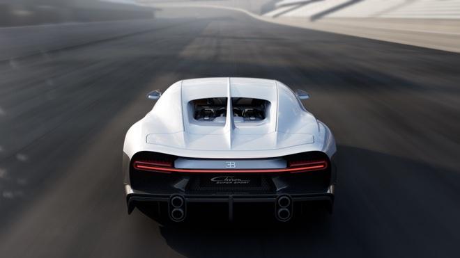 Bugatti trình làng siêu xe Chiron Super Sport mới, giá gần 4 triệu USD - 29
