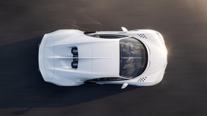 Bugatti trình làng siêu xe Chiron Super Sport mới, giá gần 4 triệu USD - 3