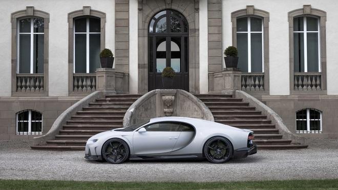 Bugatti trình làng siêu xe Chiron Super Sport mới, giá gần 4 triệu USD - 19
