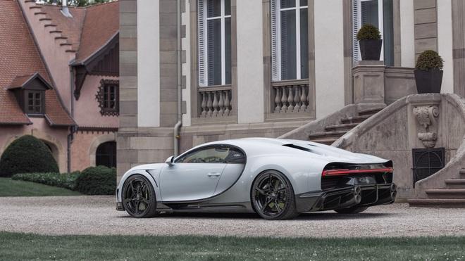 Bugatti trình làng siêu xe Chiron Super Sport mới, giá gần 4 triệu USD - 20
