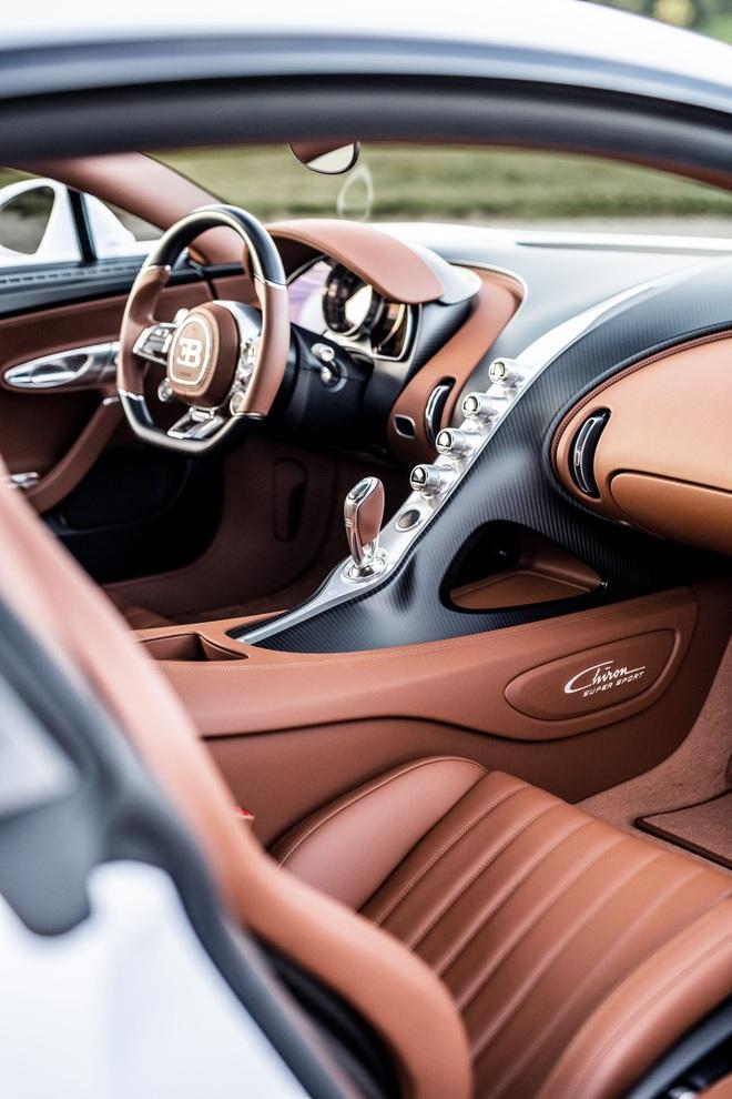 Bugatti trình làng siêu xe Chiron Super Sport mới, giá gần 4 triệu USD - 16