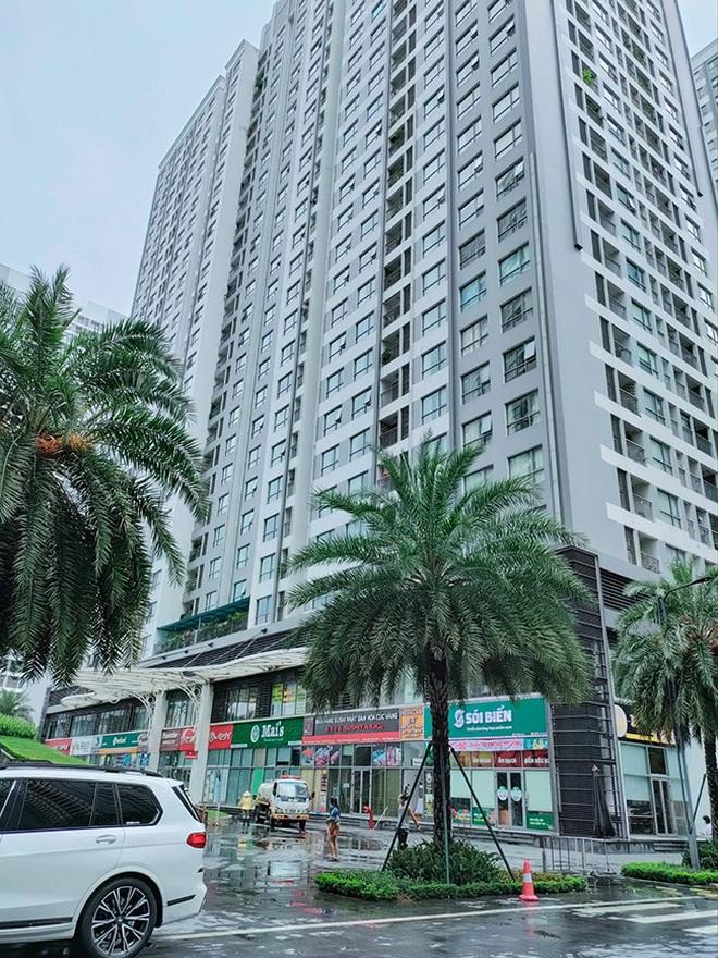 Hà Nội: Nữ giúp việc nhảy từ tầng 18 chung cư  - 2