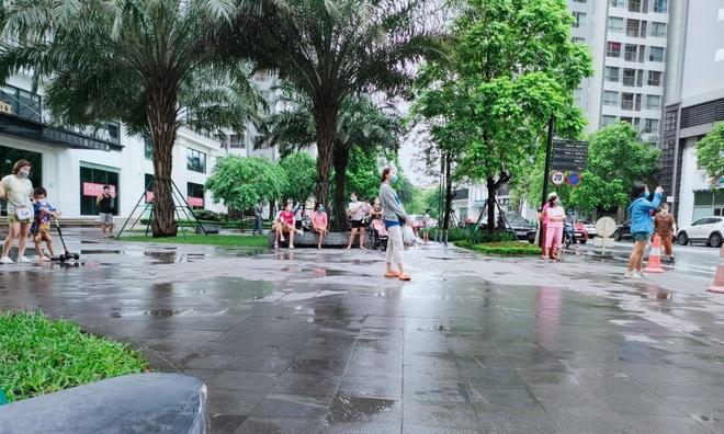 Hà Nội: Nữ giúp việc nhảy từ tầng 18 chung cư  - 3
