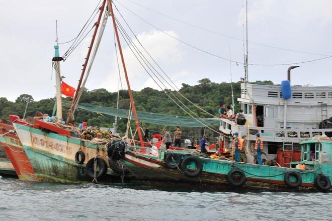 Thành lập Hải đội Dân quân thường trực tỉnh Kiên Giang - 2