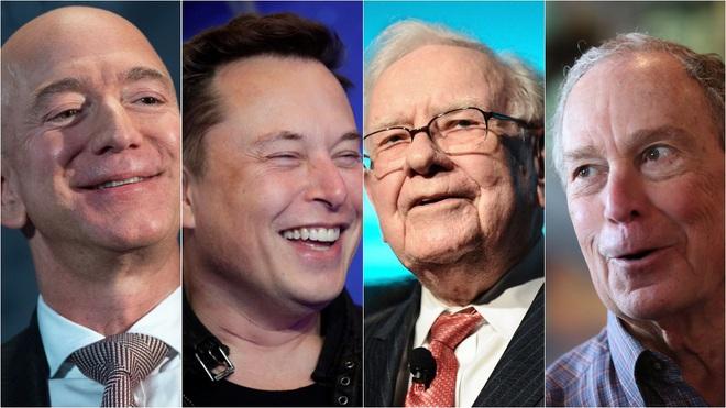 Bất ngờ về mức thuế thu nhập thực sự của giới siêu giàu Mỹ - 1