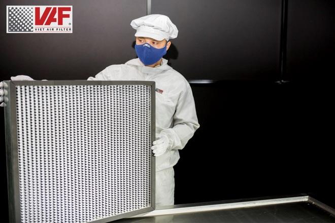 Doanh nghiệp ngành sản xuất lọc khí  thiết bị phòng sạch tăng tốc ngay trong mùa dịch - 1
