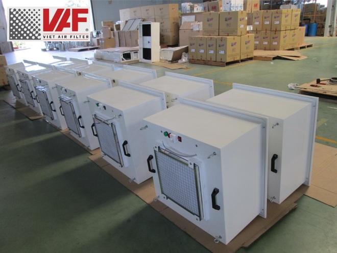 Doanh nghiệp ngành sản xuất lọc khí  thiết bị phòng sạch tăng tốc ngay trong mùa dịch - 4