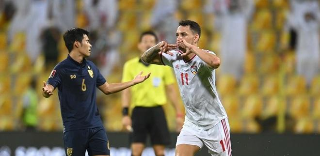 Ngôi sao UAE đề cao tầm quan trọng ở trận đấu với đội tuyển Việt Nam - 1