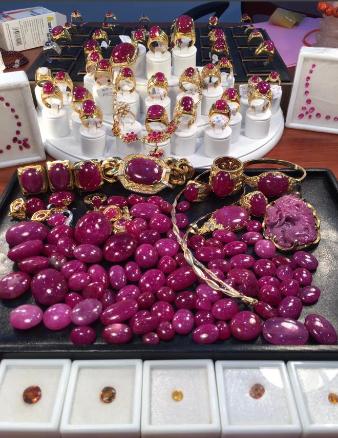Đá quý Chính Biển: Cung cấp bộ sưu tập không tỳ vết từ Ruby thiên nhiên - 4