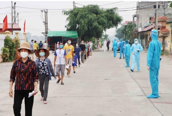 Bắc Ninh: Ghi nhận thêm 35 ca dương tính tại công ty TNHH AAC - 1