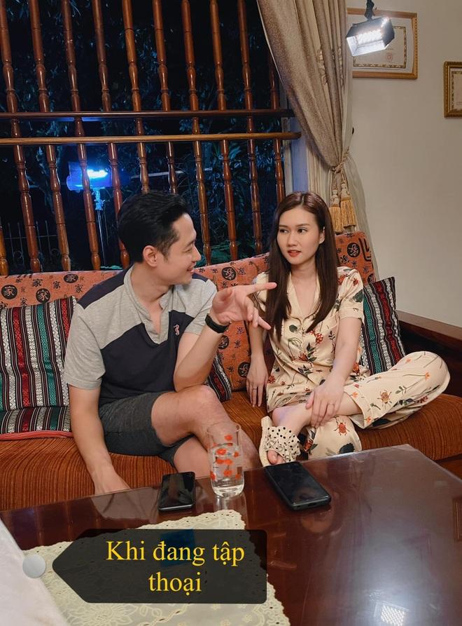 Hương Giang bật mí luật ngầm với bạn trai khi làm việc với diễn viên khác - 8