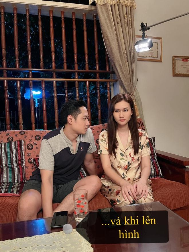 Hương Giang bật mí luật ngầm với bạn trai khi làm việc với diễn viên khác - 9