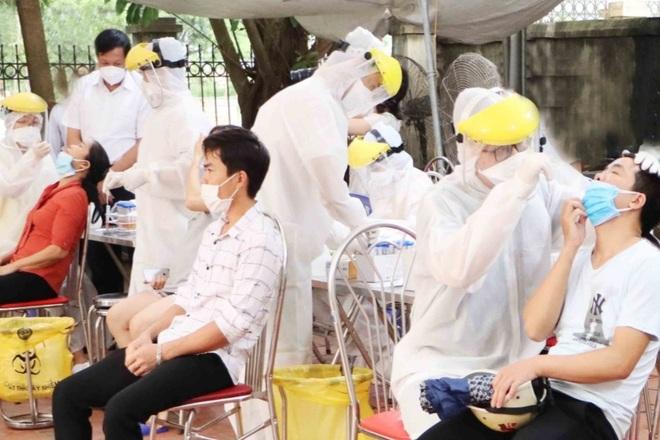 Bắc Ninh: Ghi nhận thêm 35 ca dương tính tại công ty TNHH AAC - 2