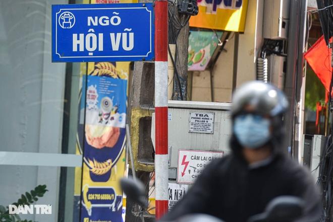Con phố từng có nhiều tên gọi nhất ở Hà Nội - 5