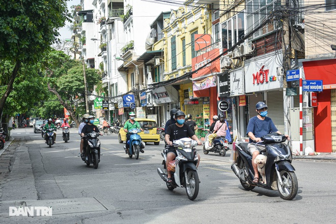 Con phố từng có nhiều tên gọi nhất ở Hà Nội - 10