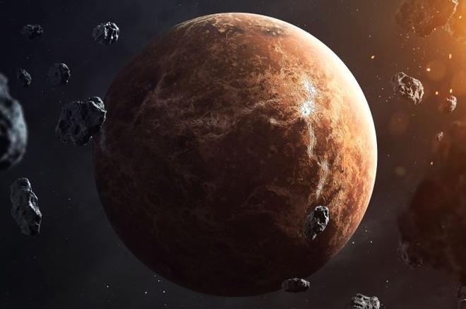 Sao Kim, anh em sinh đôi kỳ quặc của Trái Đất - 1