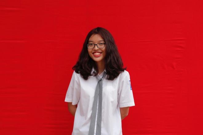 Nữ sinh Việt đỗ ĐH Michigan top đầu của Mỹ do viết phần mềm về Covid-19 - 1